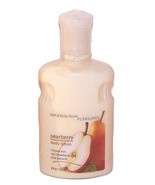 Bath and Body Works Lotion Pleasures Pearberry Fruit Extracts 8 ounce Bottle New $7.99 #beauty