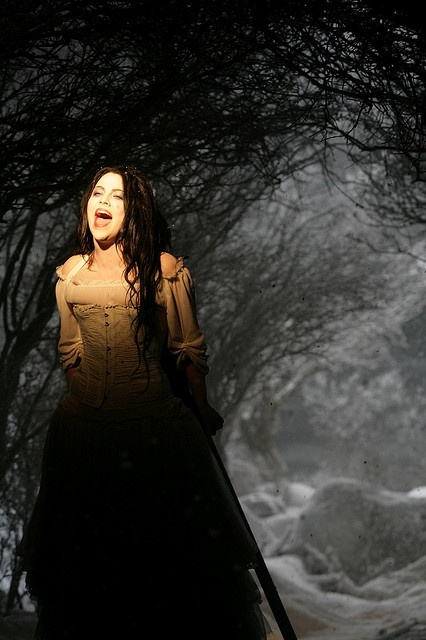 Evanescence snow white queen lyrics
