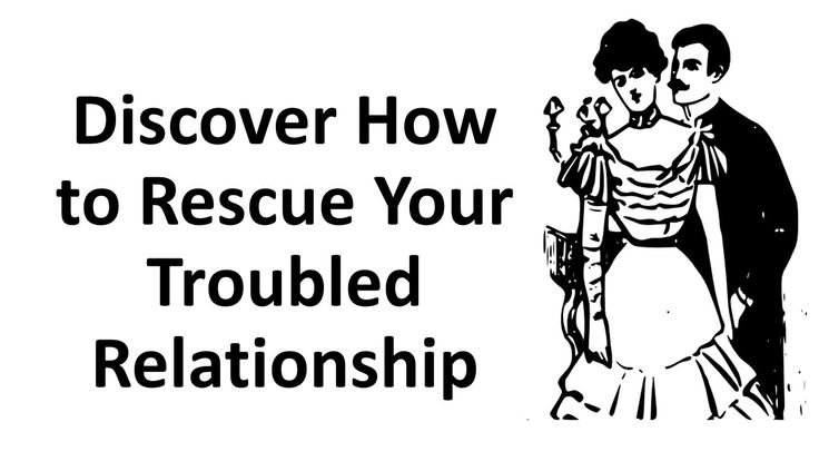 Discover How to Rescue Your Troubled Relationship ---- Ending a troubled relationship may seem an easy way out but if you cannot figure out what went wrong and wasn't able to fix it, chances are you will encounter the same situation in your next relationships and may experience a series of relationship failures. It is best to try to rescue your troubled relationship than escape from it. Marriage is a lifetime commitment and you both vowed to keep it for better or for worse. #savemarriage…