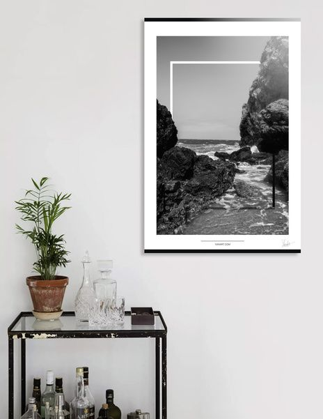 Discover «Photo Frames_8», Limited Edition Acrylic Glass Print by Siemos Yiannis - From $75 - Curioos