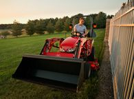 Massey Ferguson GC1700 Series Sub-Compact Tractor