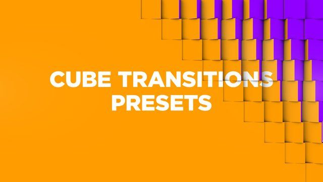 This is a After Effects Cube Transitions Preset Package. It will soon be available to purchase on https://motional.net/online-store  Instruction video. How to use the 3D cube transition project in After Effects. https://vimeo.com/108924872