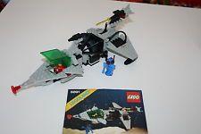 * LEGO 6891 Space Classic Raumfahrt aus 80er Jahren mit Bauanleitung *