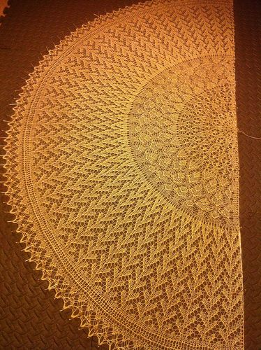 17 Best images about stickade dukar knitted tablecloth on Pinterest Lace, C...
