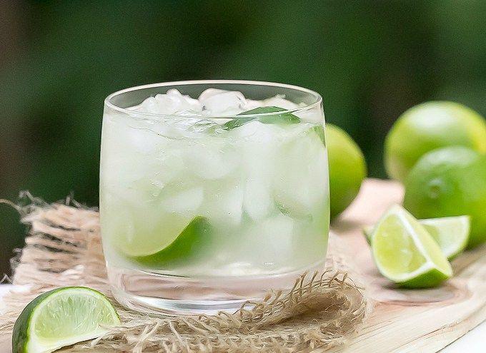 Caipirinha - A famous Brazilian Cocktail