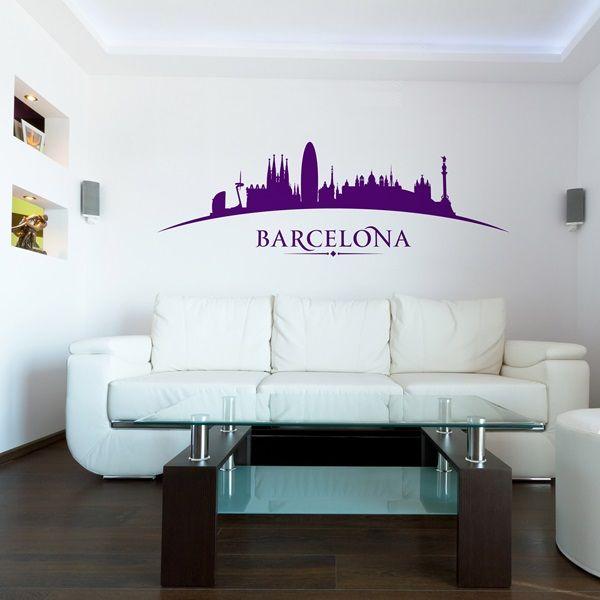 Mejores 16 im genes de vinilos decorativos modernos en - Ultimas tendencias en decoracion de paredes ...