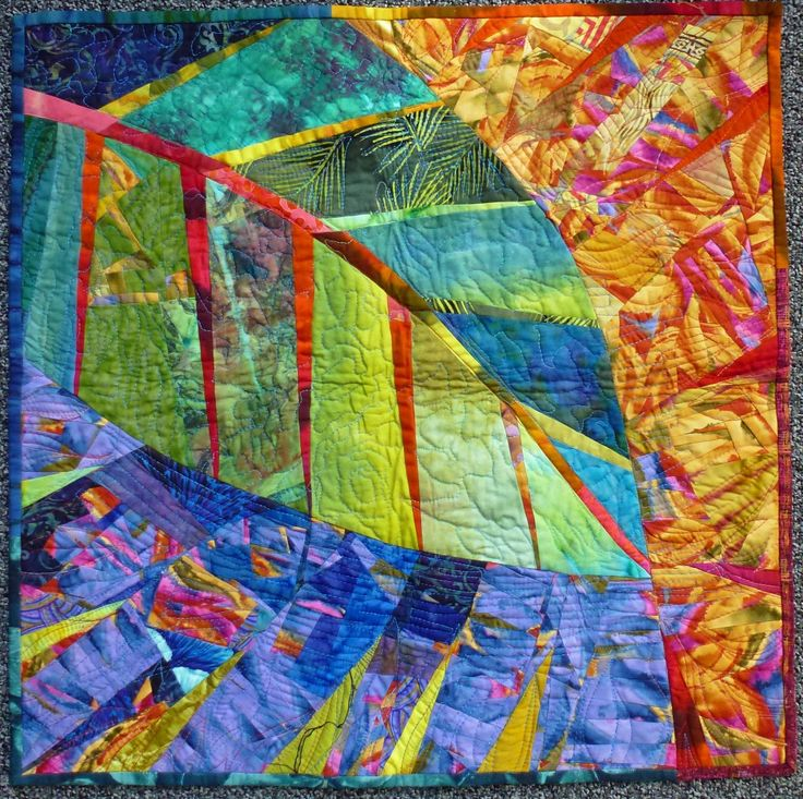 42 best Quilt Artist: Pauly...Pat images on Pinterest | Abstract ... : quilting artist - Adamdwight.com