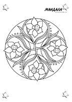 88 best Mandalas de la nature images on Pinterest