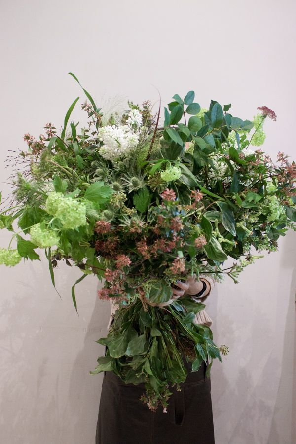 Florist Friday : Garden Style Florist Course at the Catherine Muller Flower School in London | Flowerona