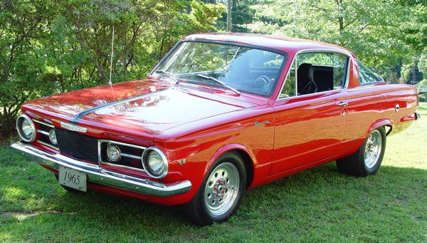 1965 Plymouth Barracuda | Picture of 1965 Plymouth Barracuda, exterior