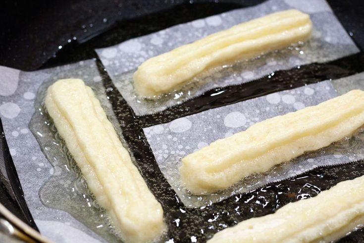 ホットケーキミックスでできる!カリッともちもちな「チュロス」の作り方 | レシピサイト「Nadia | ナディア」プロの料理を無料で検索