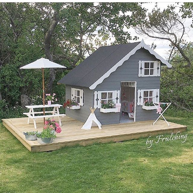 Best 20 shed playhouse ideas on pinterest kid playhouse for Playhouse sheds