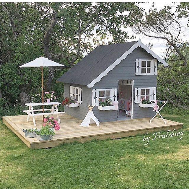 The 25 Best Playhouse Outdoor Ideas On Pinterest Kids Outdoor
