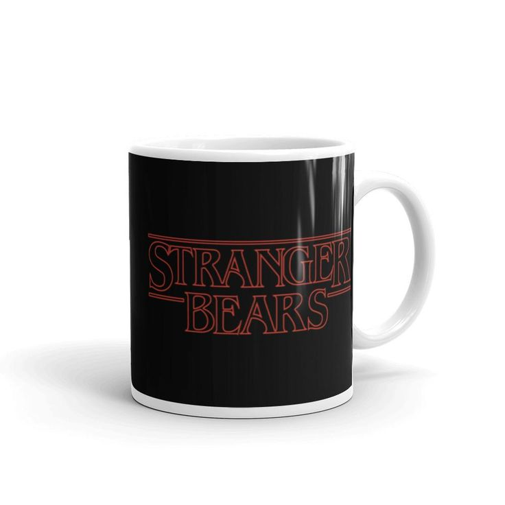 Proud to announce Stranger Bears Mug has been added to our store!  http://beefyteez.com/products/stranger-bears-mug?utm_campaign=social_autopilot&utm_source=pin&utm_medium=pin