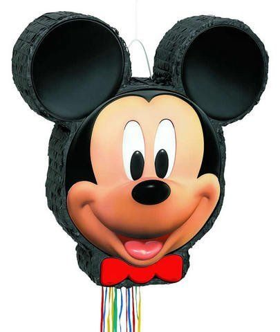 Mickey Mouse Clubhouse Pull Pinata-Fête Jeu/Décoration