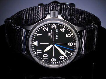 Damasko DA38 - Recenzie Vašich hodiniek - HODINKOMANIA.SK