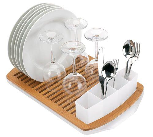 umbra-slat-dishrack http://design-milk.com/modern-dish-racks/umbra-slat-dishrack/