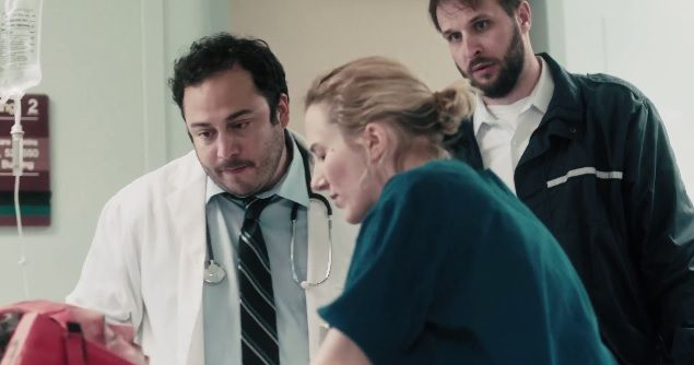 Laughter is not the best medicine in these comedy festival ads via Toronto's Cossette