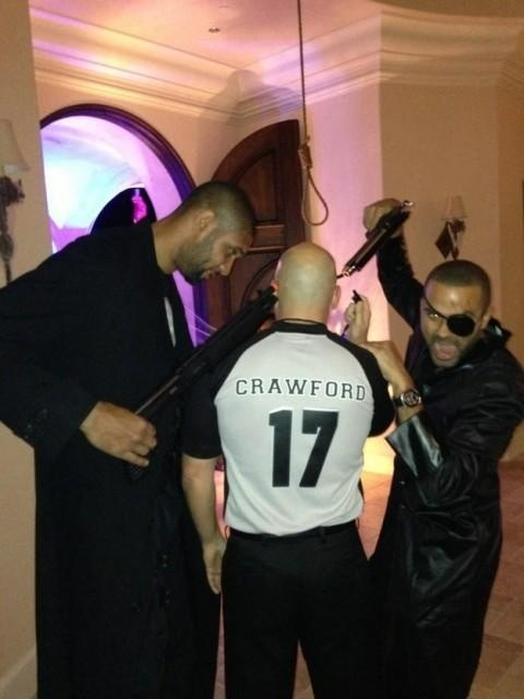 Most controversial pictures of the Spurs ever!