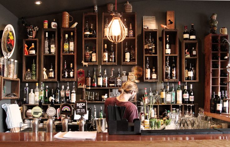 The End is a West End's latest boutique bar accommodates around 60 people at a time. The deep, dark hue of the walls, pot plants, low hanging lights, and interesting artwork gives an appealing interior. The rustic elegance of the bar adds an effortless charm to it.