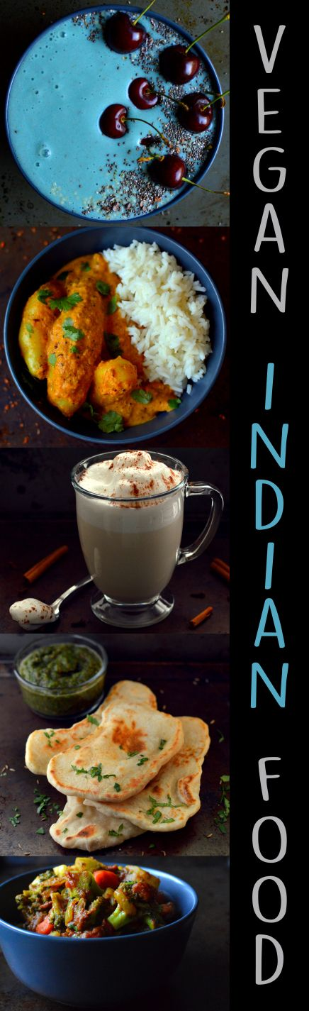 Vegan, was ich an einem Tag - Inder (# 9)