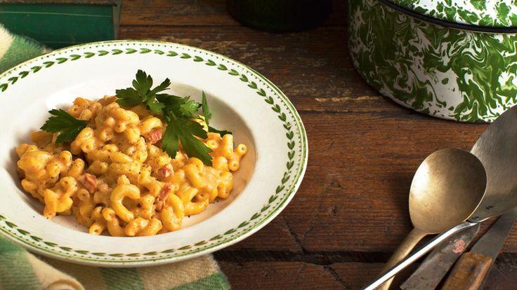 Une recette Ian dinner présentée sur recettes.zeste.tv et dans le magazine Zeste