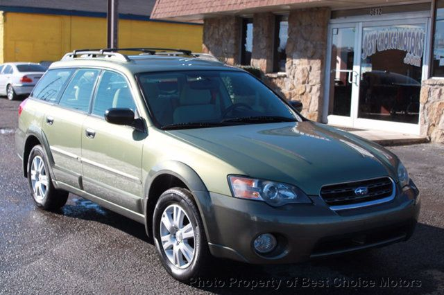 2005 Subaru Outback  - Click to see full-size photo viewer