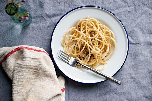 Midnight Pasta from Sassy Radish. http://punchfork.com/recipe/Midnight-Pasta-Sassy-Radish