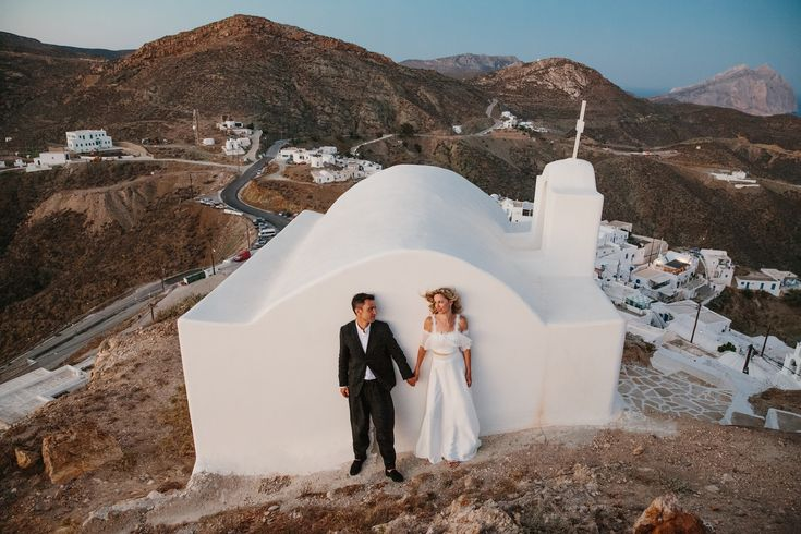 A wedding on Anafi Island | lafete
