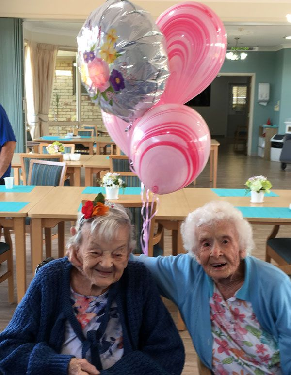Ivy's 101st Birthday Party | Beaumont Care