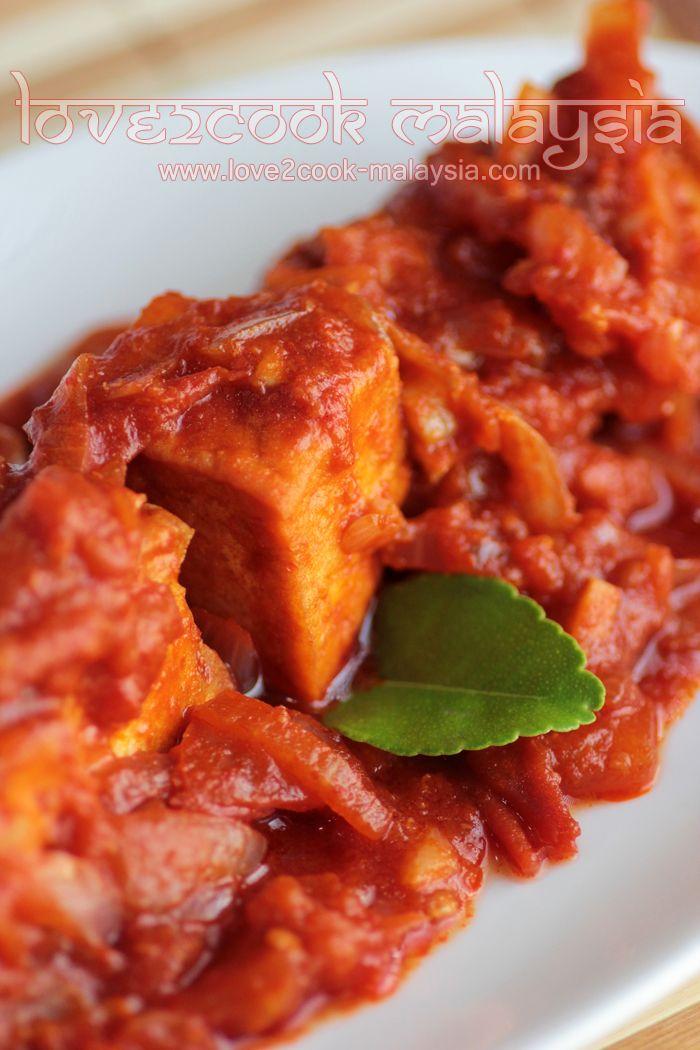 10 best indian food images on pinterest vegetarian recipes love2cook malaysia quick tofu sambal vegan way forumfinder Gallery