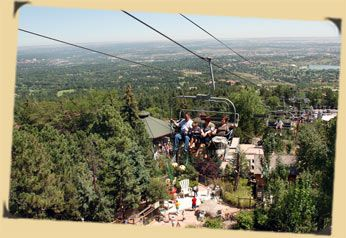 Mountaineer Sky Ride | CMZoo