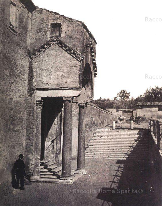 Basilica di San Clemente Anno: 1860-1865