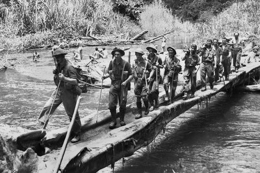 The Kokoda Track (Trail) Campaign was part of the Pacific Theatre of World War II and was critical to the defence of Australia. The battle was a series of fierce engagements fought between Japanese and Allied forces from July 1942 to January 1943. The Allied contingent consisted primarily of Australians who defended what was then the Australian Territory of Papua (now Papua New Guinea)