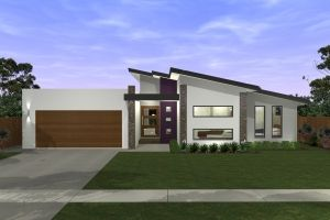 David Reid Homes - House Plans Cooper Modern 4 Bedrooms