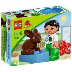 Lego Duplo 5685 Veterinář | heureka.cz