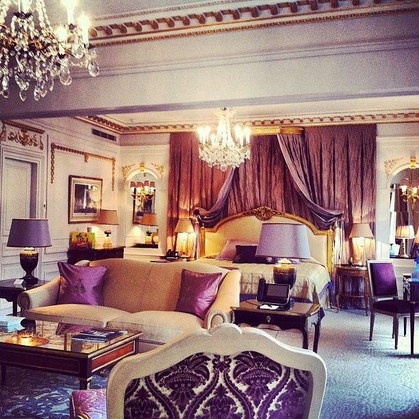 Luxury Hotel Bedroom Interior Design: 75 Best Luxury Hotel Bedrooms Images On Pinterest