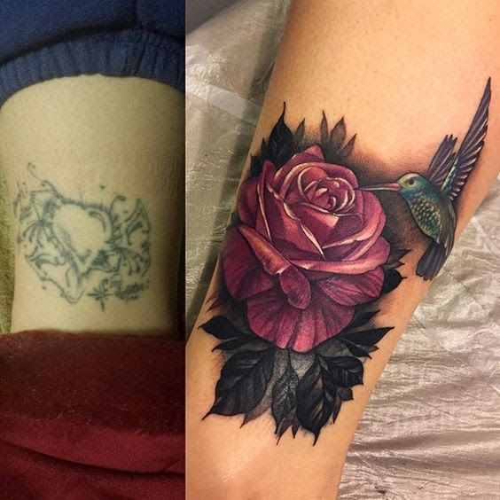 55 Cover Up Tattoos Impressive Before After Photos: Best 25+ Cover Up Tattoos Ideas On Pinterest