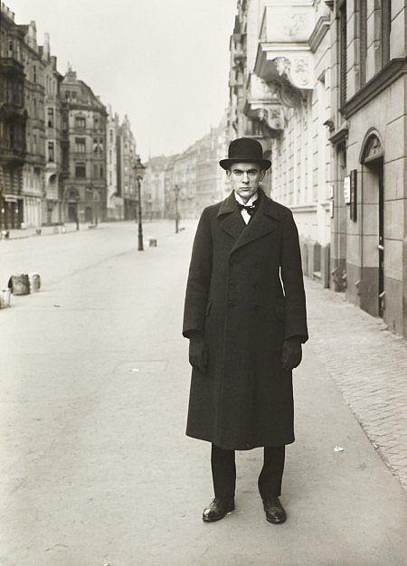 August Sander - Anton Raderscheidt, 1926