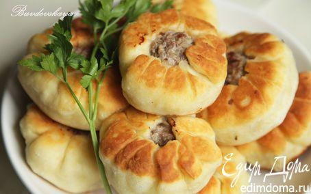 Нежнейшие Беляши   Кулинарные рецепты от «Едим дома!»