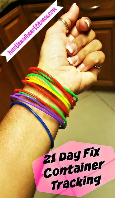 21 Day Fix Container Tracking - FUN, FUCTIONAL & FASHIONABLE!