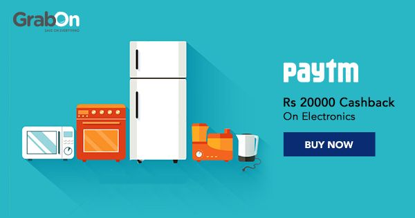 Shop to your heart's content at the #Paytm Big Electronics Sale!  #gadgets #tech #technology #onlineshopping