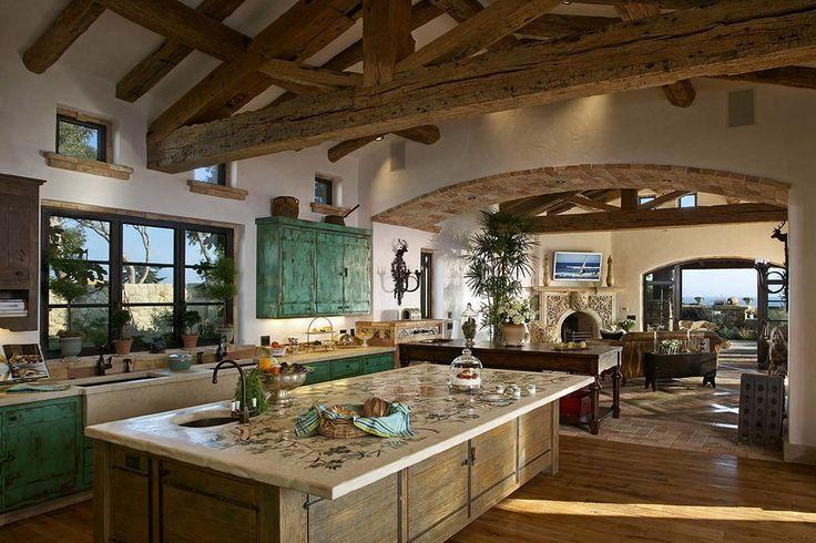 best Ideas of Amazing Decorating Rustic Italian Houses 16
