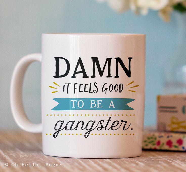 Funny Coffee Mug - Office Space Coffee Mug - Funny mug - coffee mug humor by OhHelloSugarGifts on Etsy https://www.etsy.com/listing/261930759/funny-coffee-mug-office-space-coffee-mug