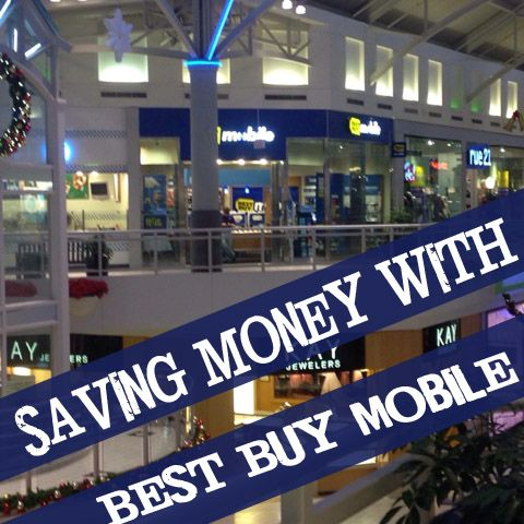 Justina's Gems: Save Money on Your Mobile Phone Bill with Best Buy Mobile & Sprint MyWay Plan