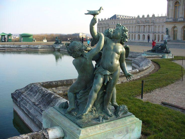 Chateau de Versailles - Parterre d'Eau