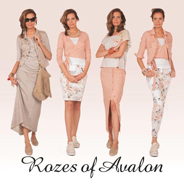 Rozes of avalon, romantische mode voor veeleisende vrouwen.