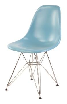 Replica Eames DSR Side Chair - Fiberglass