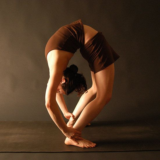 Chakra Bond Pose: This takes Full Wheel to a whole other level most people aren't willing to go.