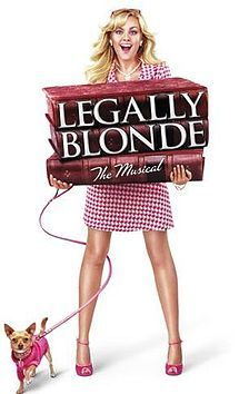 I enjoyed seeing Legally Blonde the Musical at Beef & Boards in Indianapolis w/my high school best friend! :)